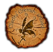 Charles' Creature Cabinet